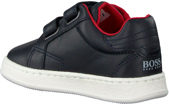 Blaue BOSS KIDS Sneaker J09119  - large