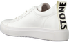 Weiße BLACKSTONE Sneaker low RL65  - small