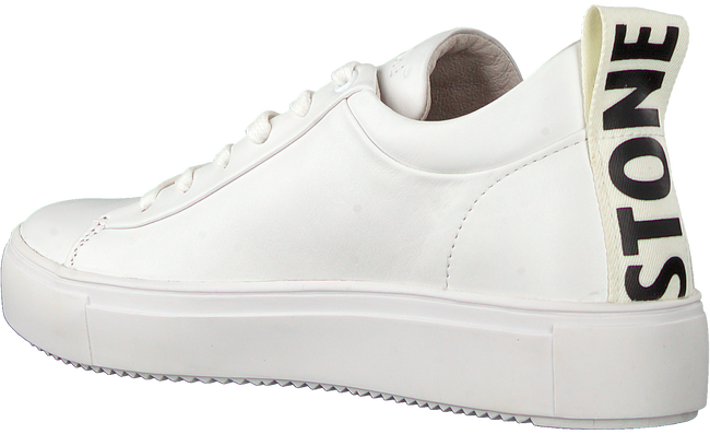 Weiße BLACKSTONE Sneaker low RL65  - large