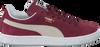 Rote PUMA Sneaker SUEDE CLASSIC+ DAMES - small