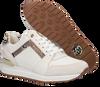 Weiße MICHAEL KORS Sneaker low BILLIE TRAINER  - small