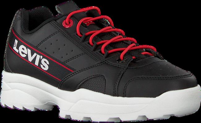 Schwarze LEVI'S Sneaker low SOHO  - large