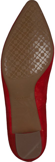 Rote PETER KAISER Pumps SELMI  - large