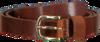 Cognacfarbene LEGEND Gürtel 20235  - small