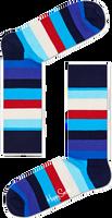 Blaue HAPPY SOCKS Socken STRIPE - medium