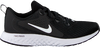 Schwarze NIKE Sneaker NIKE LEGEND REACT (GS) - small