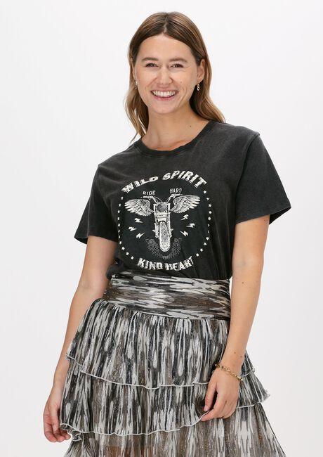Schwarze SOFIE SCHNOOR T-shirt CADY  - large