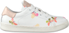Weiße CLIC! Sneaker low 9187  - small