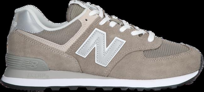 Graue NEW BALANCE Sneaker ML574 MEN - large