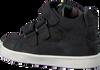 Schwarze BUNNIES JR Sneaker high PATRICK PAT  - small