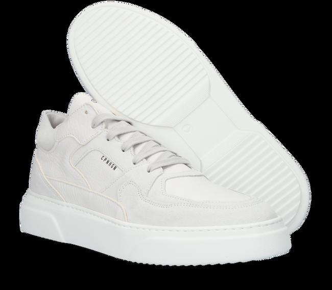 Weiße COPENHAGEN STUDIOS Sneaker high CPH111M  - large