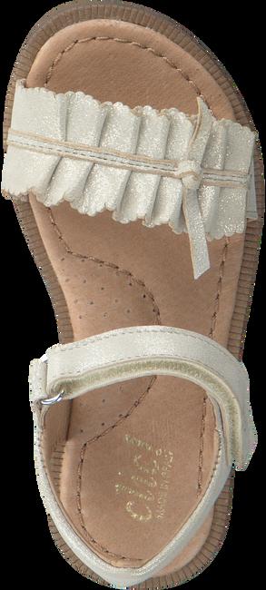 Weiße CLIC! Sandalen 8158 - large