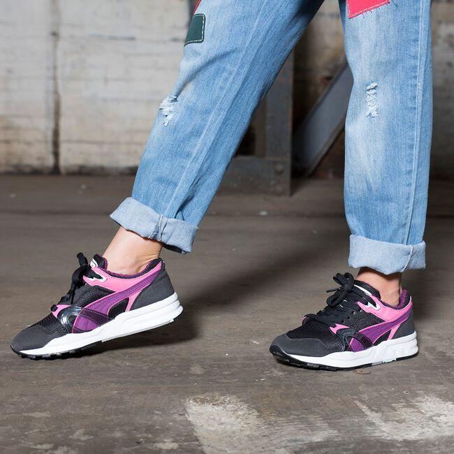 Schwarze PUMA Sneaker TRINOMIC XT1 PLUS - large
