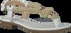 Weiße MICHAEL KORS Sandalen HOLLY SANDAL - small