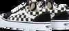 Schwarze VANS Sneaker low UA OLD SKOOL WMN  - small