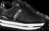 Schwarze GUESS Sneaker low DAFNEE  - small