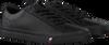 Schwarze TOMMY HILFIGER Sneaker low CORPORATE  - small