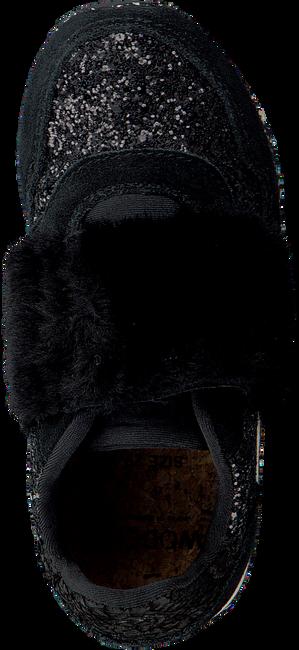 Silberne WODEN WONDER Sneaker NESSA GLITTER - large
