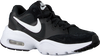 Schwarze NIKE Sneaker low AIR MAX FUSION WMNS  - small