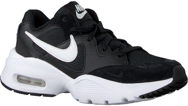 Schwarze NIKE Sneaker low AIR MAX FUSION WMNS  - large