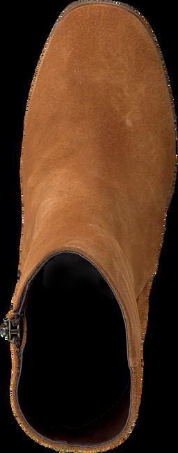 Cognacfarbene VERTON Stiefeletten 668010  - large