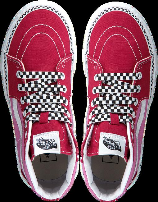 Rote VANS Sneaker high UY SK8-HI PLATFORM 2.0  - large