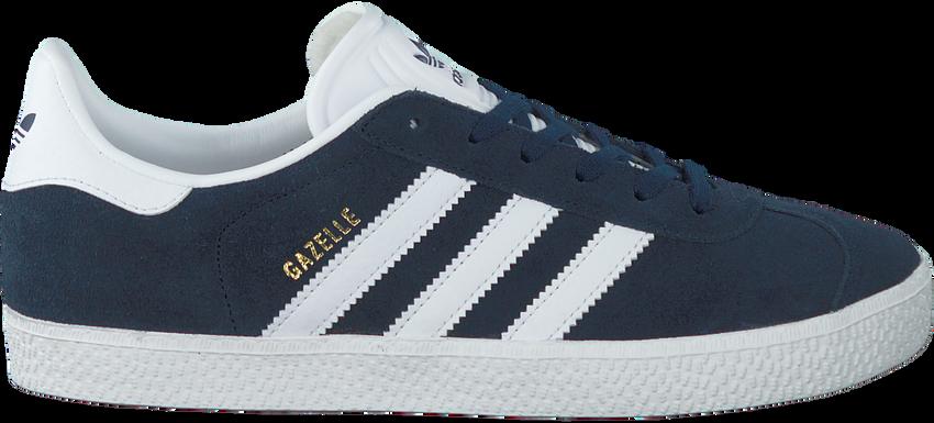 Blaue ADIDAS Sneaker GAZELLE J - larger