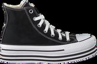 Schwarze CONVERSE Sneaker high CHUCK TAYLOR ALL STAR EVA LIFT  - medium