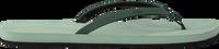 Grüne INDOSOLE Zehentrenner FLIP FLOP COLOR COMBO  - medium