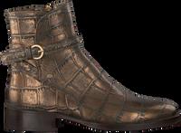 Bronzefarbene FRED DE LA BRETONIERE Stiefeletten 181010067  - medium
