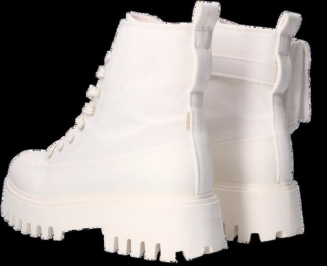 Weiße BRONX Chelsea Boots GROOV-Y  - large