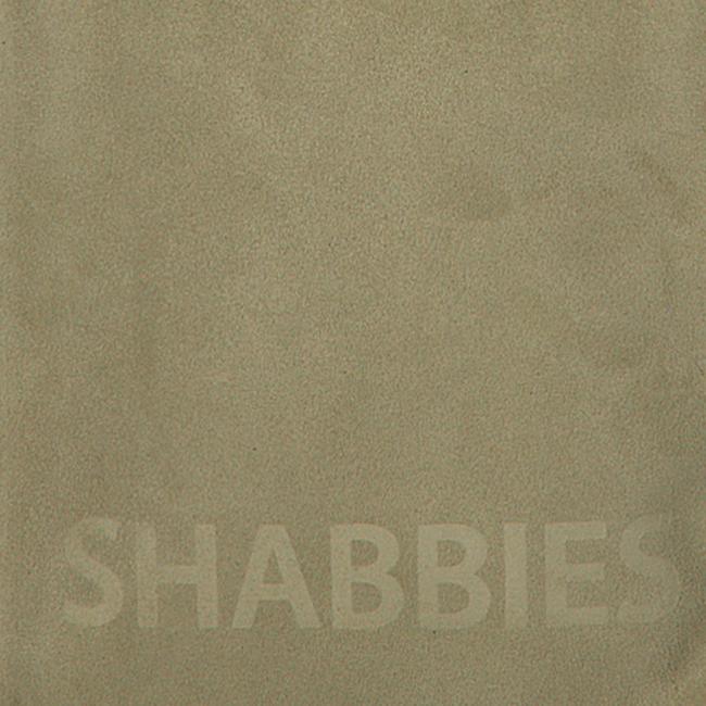 Grüne SHABBIES Shopper SHOPPER XS  - large