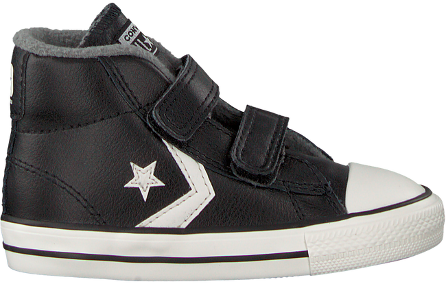 Schwarze CONVERSE Sneaker STAR PLAYER 2V MID - large