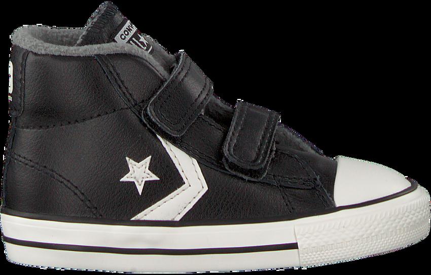Schwarze CONVERSE Sneaker STAR PLAYER 2V MID - larger