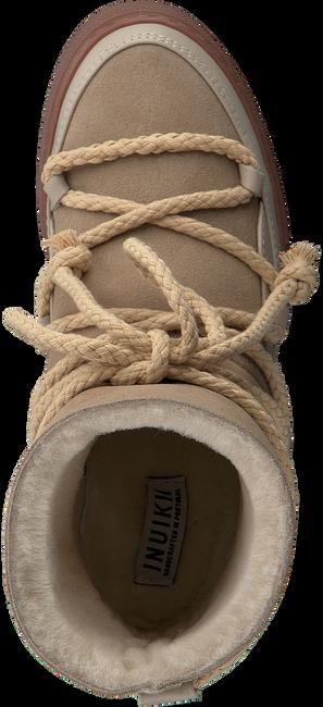 Beige INUIKII Ankle Boots CLASSIC WEDGE  - large