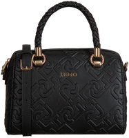 Schwarze LIU JO Handtasche BOSTON BAG  - medium