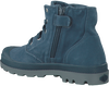 Graue PALLADIUM Ankle Boots PAMPA HI KIDS - small