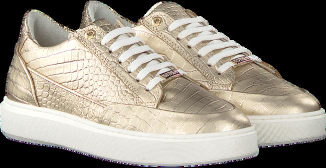 Goldfarbene NOTRE-V Sneaker low 2000\03  - large