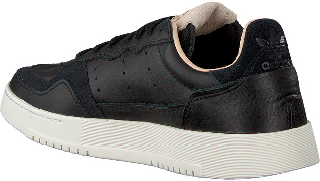 Schwarze ADIDAS Sneaker SUPERCOURT  - large