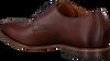 Cognacfarbene VAN LIER Business Schuhe 1958902  - small