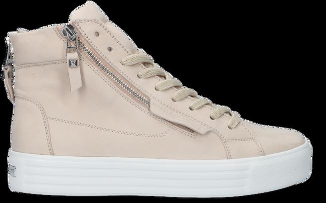 Cognacfarbene KENNEL & SCHMENGER Sneaker high 14370  - large