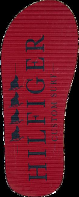 Blaue TOMMY HILFIGER Pantolette HILFIGER WEBB  - large