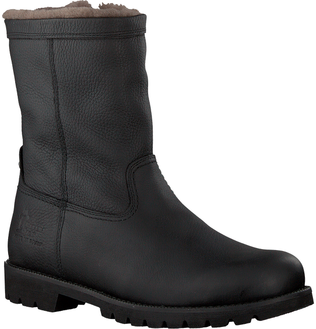 Schwarze PANAMA JACK Ankle Boots FEDRO IGLOO C3 - large