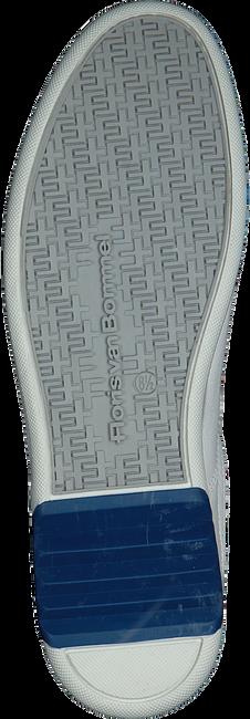 Weiße FLORIS VAN BOMMEL Sneaker low 16342  - large