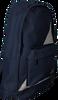 Blaue ORIGINAL PENGUIN Rucksack HOMBOLD BLOCK BACKPACK - small
