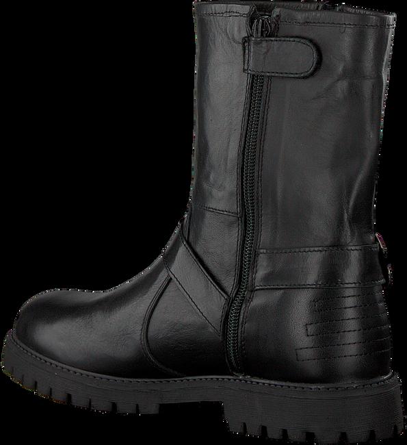 Schwarze OMODA Biker Boots 291908A - large