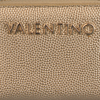 Goldfarbene VALENTINO HANDBAGS Portemonnaie DIVINA COIN PURSE  - small