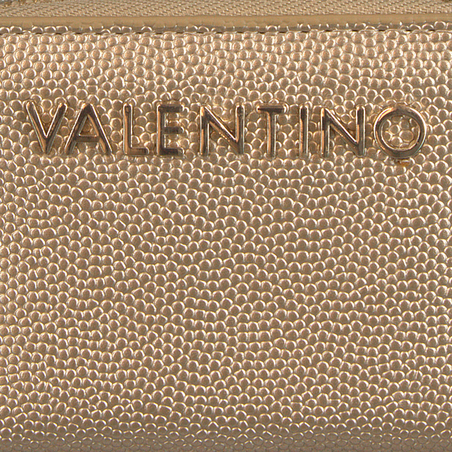 Goldfarbene VALENTINO HANDBAGS Portemonnaie DIVINA COIN PURSE  - large