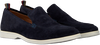 Blaue MAZZELTOV Slipper 5579  - small