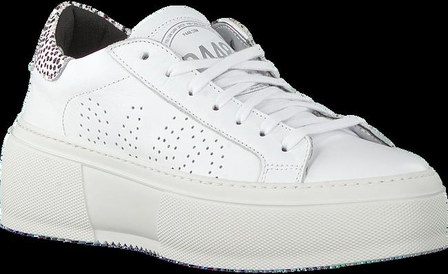 Weiße P448 Sneaker low LOUISE  - large